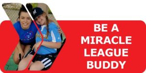 Be a Volunteer Buddy for the Miracle League