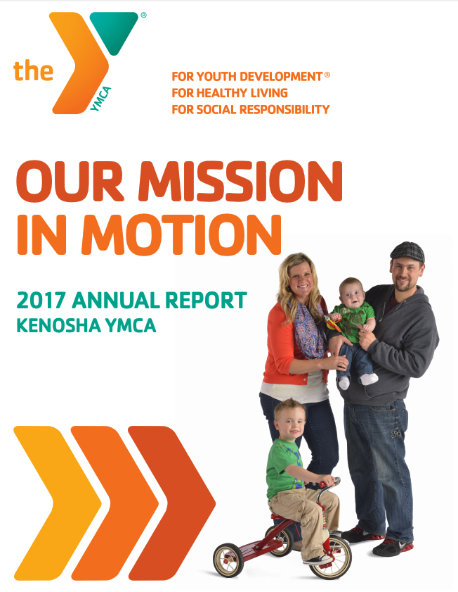 2017 Annual Report | YMCA Kenosha