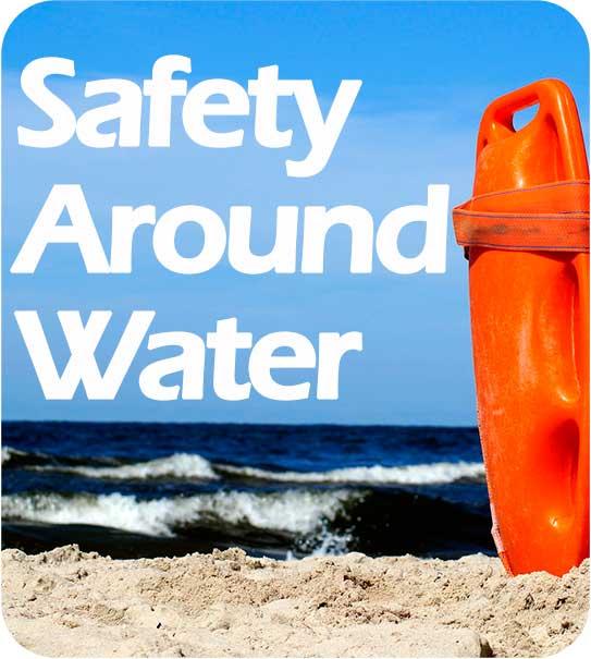 Safety Around Water, Icon
