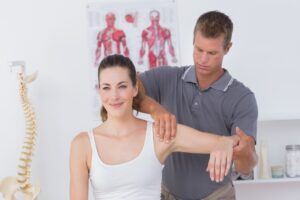 Trainer And Patient Cut Out